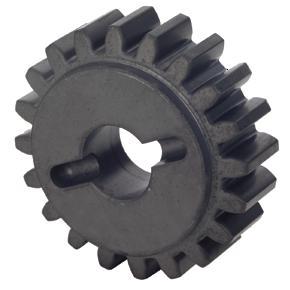 Шестерня ведущая 20 зубьев модуль 4 для приводов серий 746, 844.