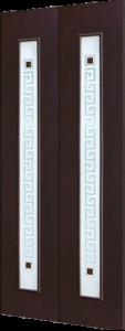 С 17 (Ф) Дверь складная